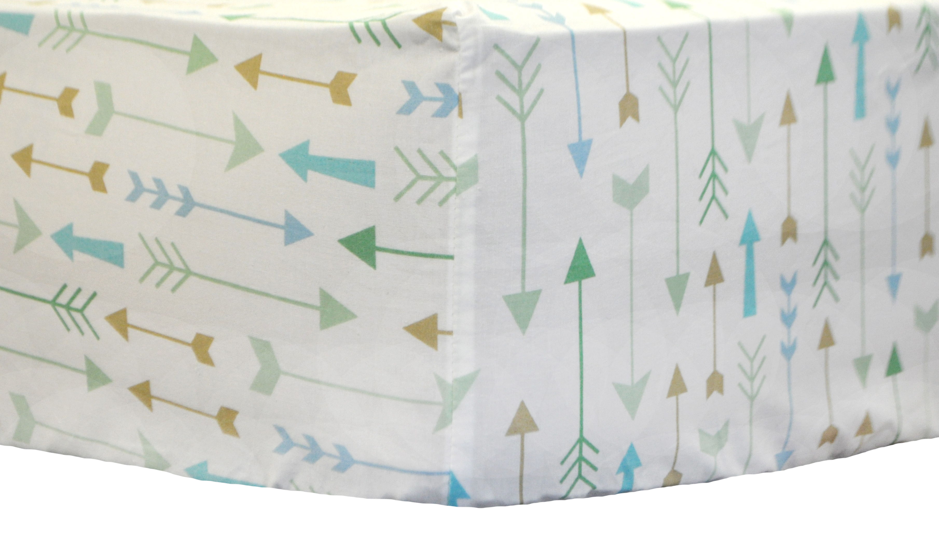 piece crib whimsical com wonders skirt of bedding bonnybundle teal set picture cribs