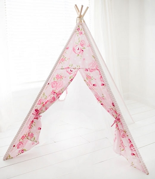 Rosebud Lane Girls Teepee